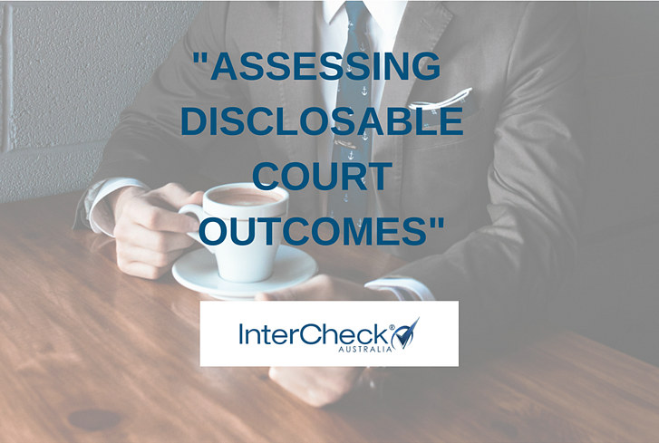 how to assess court outcomes on candidates
