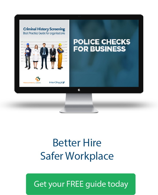 Better Hire safer Workplace